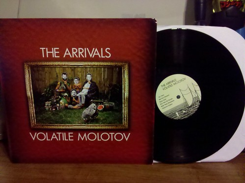 The Arrivals - Volatile Molotov LP