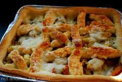 Christmas 2010 - Vegetarian pie