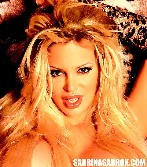 Sabrina sabrok punk singer biggest breast in the world - 3 4