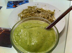 vegetarian food, smoothie, green sauce, food, dish, cuisine,