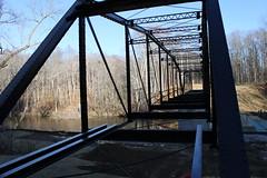 Fourteenmile Creek bridge