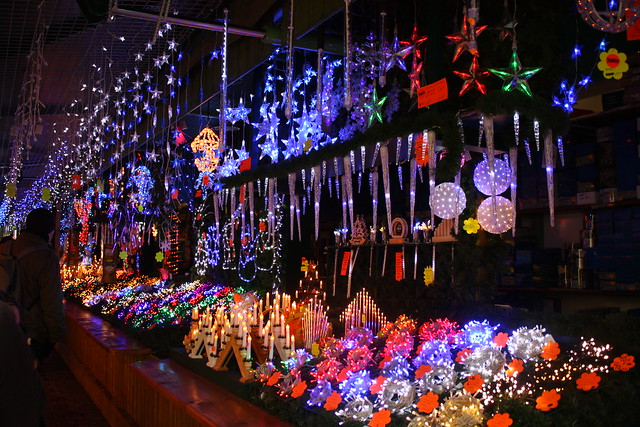 Christmas Lights shop | Flickr - Photo Sharing!