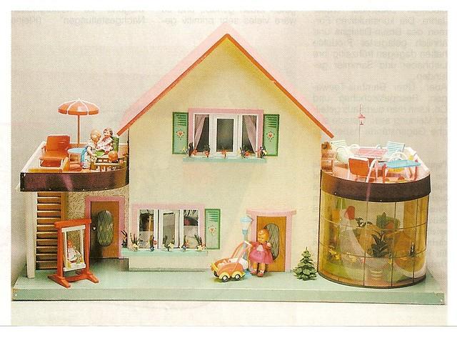 1950er gr ner und heller albin sch nherr haus mit wintergarten flickr photo sharing. Black Bedroom Furniture Sets. Home Design Ideas