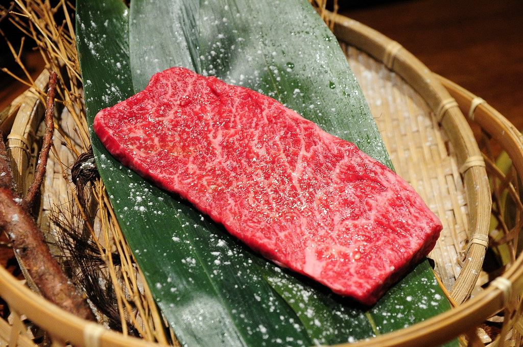 老乾杯 - 貝身肉牛排 NT$580