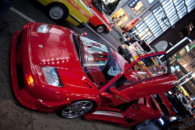 Lamborghini Diablo 2011/01/08 DSC_0998