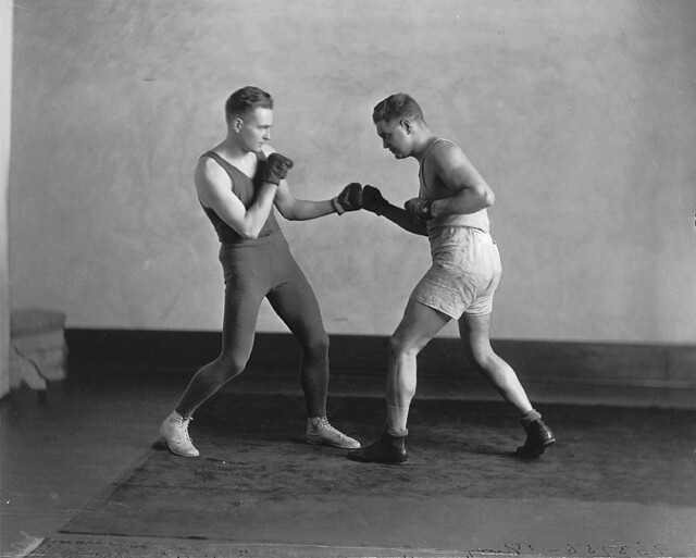 Boxers Mcgill Boxing Wrestling And Fencing Club