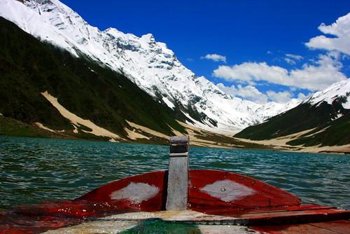 Underwater Boating :)