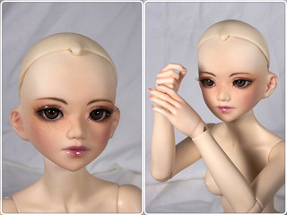 Unoa Sist face-up  by Sweetly Twisted