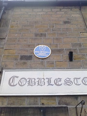 Photo of Thomas Chippendale blue plaque