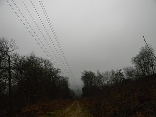 follow the telephone wires