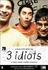 三个傻瓜 3 Idiots  (2009)