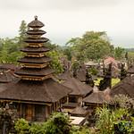 View Over Besakih Temple - Bali, Indonesia
