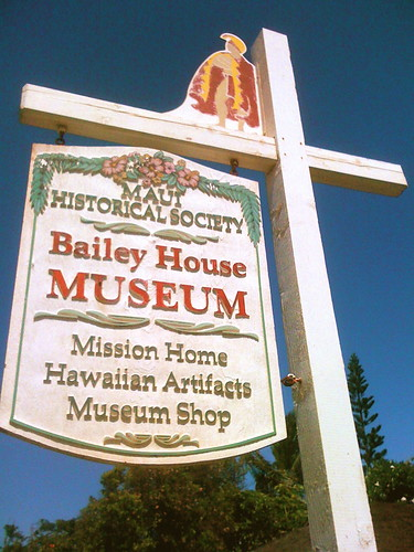 Maui Historical Society's 2nd annual Celebration of Quilts at the Bailey House Museum, May 14
