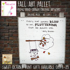 Sweet October Hunt Prize from ::cute as f*ck::