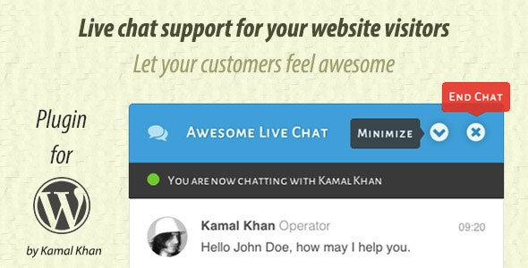 Awesome Live Chat v1.3.7
