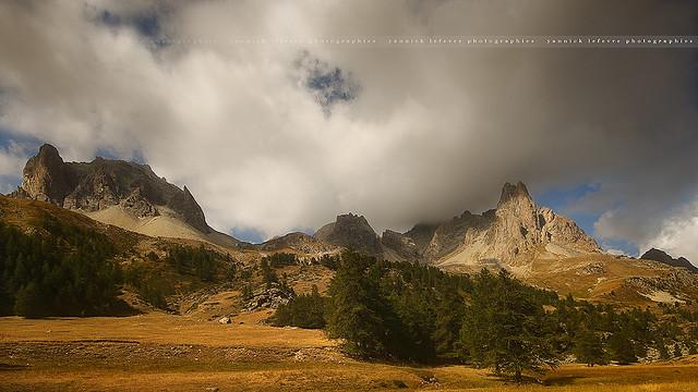Vallée de la Clarée ( Hautes-Alpes / France )