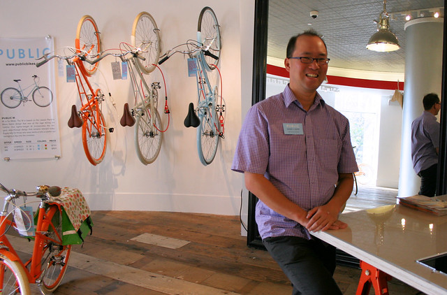 Dan - PUBLIC Bikes