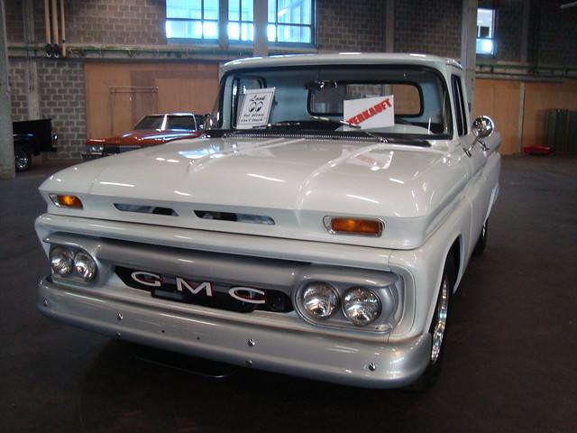 1964 Gmc Truck : C d z g