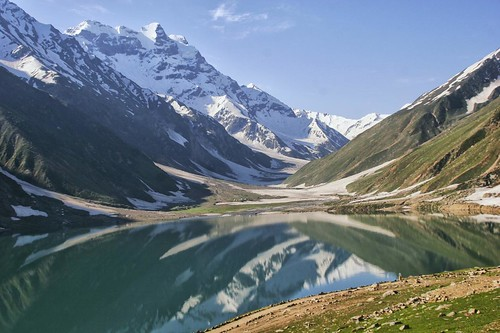 The Magical Saif ul Muluk Lake
