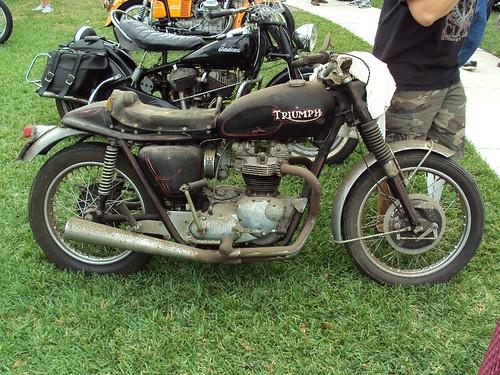 Classic Motorcycles Dania Beach Florida 2010