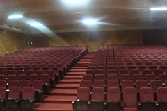 movie theater, theatre, theatre, auditorium, conference hall, convention center,
