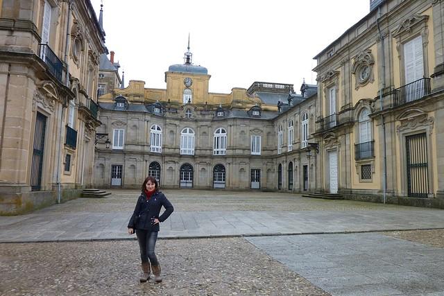 481 - Palacio Real de La Granja de San Ildefonso