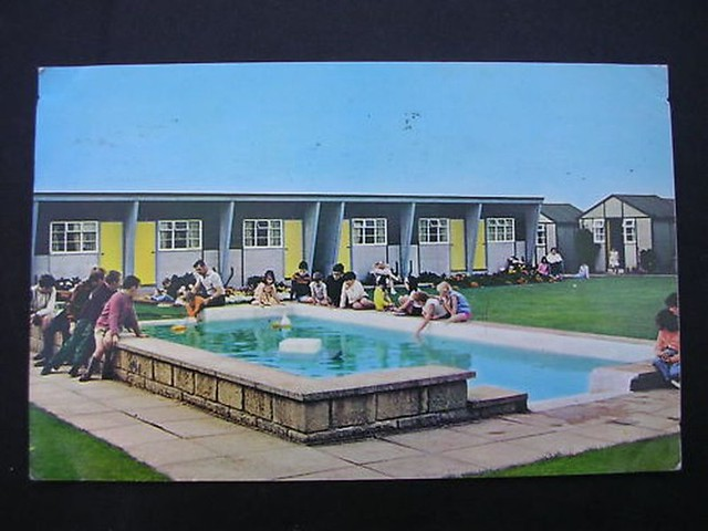 1971 yacht pond brighstone holiday camp isle of wight for Pool show 5168