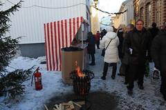 Julmarknad i Lysekil