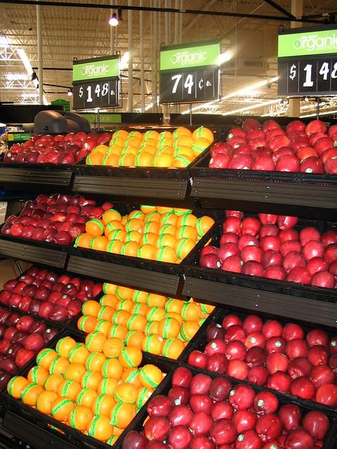 Walmart Organic Apples Flickr Photo Sharing