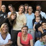Family Gathering in La Falda, Argentina