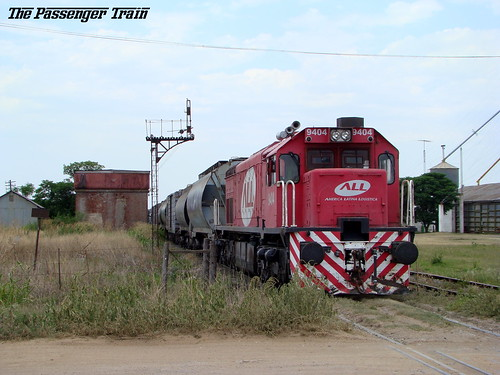 Autor: The Passenger Train