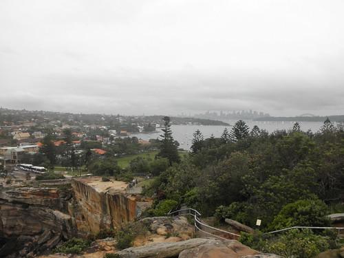 Gloomy Sydney!