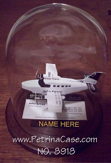 Business Card Sculpture Cessna