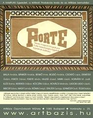 2010. december 23. 14:36 - Forte!