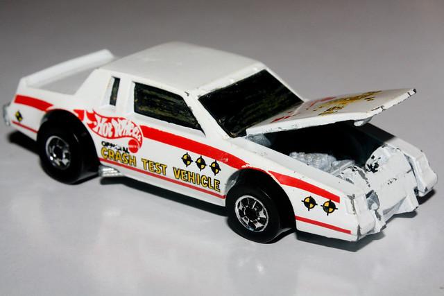 "1986 Hot Wheels Buick Regal ""Crash Test Vehicle"" | Flickr ..."