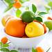 Mixed citrus fruits