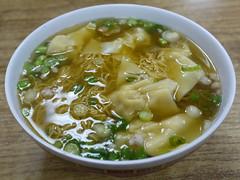 土, 2010-12-25 13:18 - Wontons Egg Noodle Soup, Bo Ky Restaurant 波記潮州小食