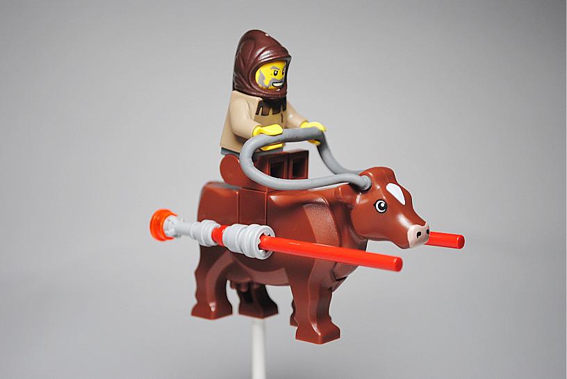 The Peasant's Speeder Bike