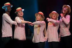 Fagerborgrevyen 2012 hadde mange fine sangnumre