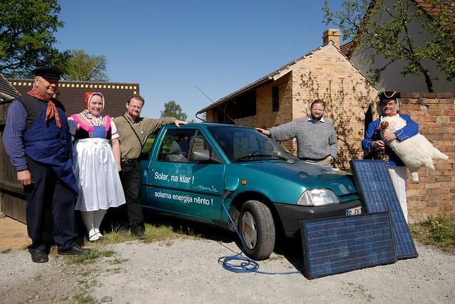 Sorbian Lusatia - Solarna energija nento - Tomaš Kappa - Ralph Thomas Kappler