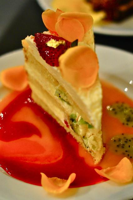 Extraordinary Desserts Food Menu