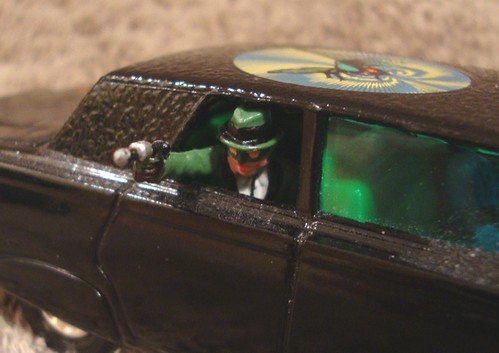 1960's Corgi Green Hornet Black Beauty