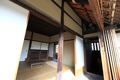 Japanese traditional style SAMURAI official residence / 和風建築(わふうけんちく)