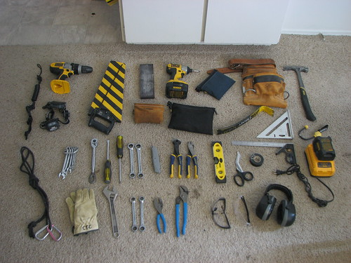 What's in your tool bag?