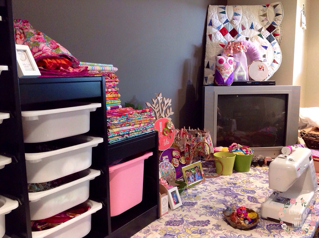 My Craft Space by Rhapsody and Thread