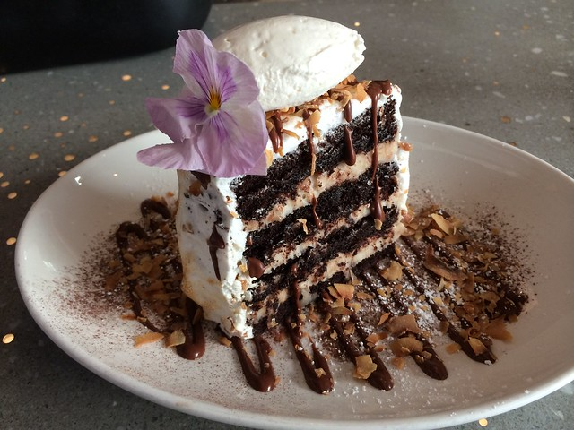 Hawaiian hangover cake - Bluestem Brasserie