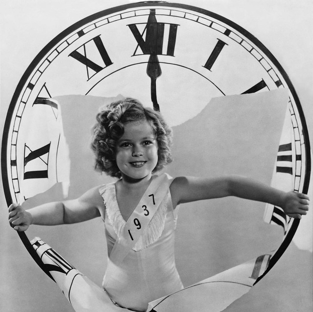 shirley temple new year 1937