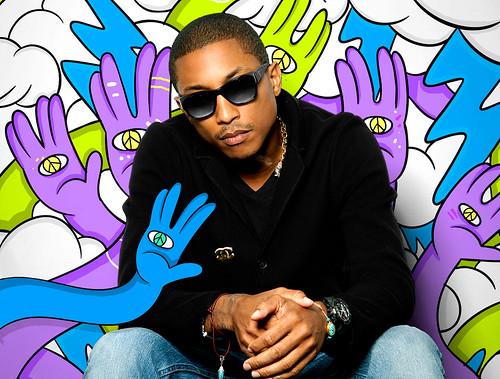 Pharrell Williams / N*E*R*D
