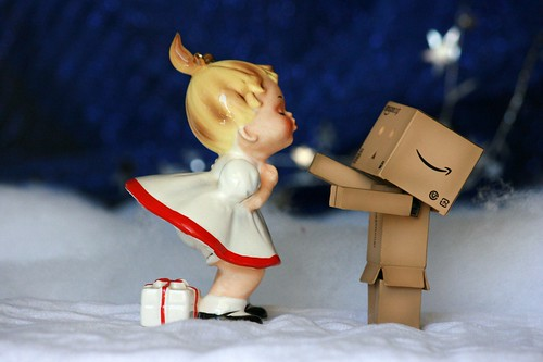 Danbo's romantic winter holiday!!
