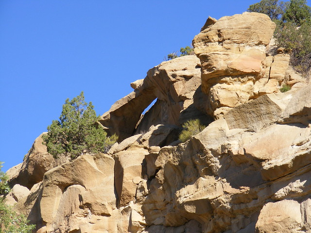 New Mexico Natural Arch NM-136